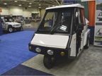 Westward Industries  GO-4 urban compact utility vehicle can be used