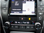 New safety features for the 2015-MY include a lane-departure warning