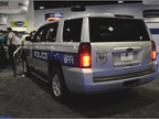 The 2017 Chevrolet Tahoe PPV is the only full-size, body-on-frame