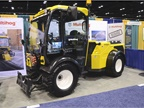 The Multihog MX is a multipurpose tractor that can be used with