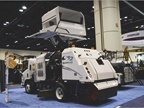 Superior Roads  S2 street sweeper is PM-10 certified and its patented