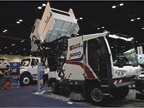 The Dulevo 6000 sweeper comes with a final Tier 4 engine and a