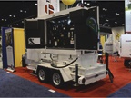 Tradewinds Power Corps  TP100 is a 100kW mobile generator with