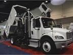 Schwarze Industries  A9 Monsoon is a 9.6-cubic yard regenerative air