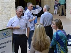 Attendees had plenty of opportunities to network at this year s GFX.