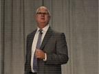 Jim Morris, keynote speaker for GFX on Tuesday, June 11, inspired
