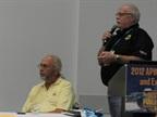 Thomas C. Collins, PWLF, deputy director, Town of Natick, Mass., talks