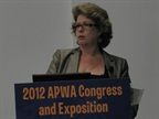 Mary Joyce Ivers, CPFP, PWLF, fleet and facilities manager, City of