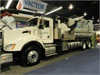 Vactor 2100 Plus with EcoInfused technology.