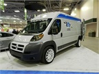 Chrysler's MOPAR division upfit one of Ram's new ProMaster