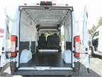 The ProMaster contains a payload of 4,110 pounds and 406 cubic feet of