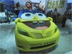 The Toyota Spongebob Sienna