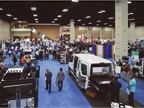 The 2017 Government Fleet Expo & Confernce expo hall had 120