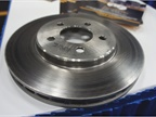 PureForge Rotors use adherent friction rather than abrasive friction,