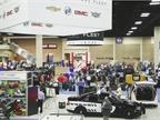 The 2017 GFX expo hall showcased 25 vehicles