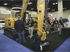 Caterpillar 308E mini hydraulic excavator