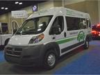 Zenith Motors  electric cargo truck.