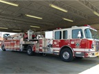Fleet services maintains the city s 40 fire trucks.