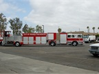 City of Orange fleet technicians maintain the city s 16 large fire