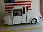 The city recently took delivery of two Firefly electric vehicles for