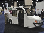 Firefly brought its purpose-built ESV (Essential Services Vehicle) to