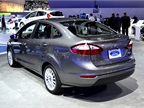 Ford also offers a four-door sedan version of its all-new 2014-MY