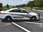 The Marion County (Fla.) Sheriff s P.I. sedan
