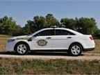 The Missouri State Highway Patrol s P.I. sedan.