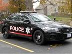The Oswego (Ill.) PD s P.I. sedan Photo: Christopher Holmes.