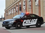 2013 Ford Police Interceptor Photo courtesy of Ford