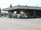 The city s main fueling site dispenses diesel and unleaded gasoline.