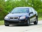 The Chevrolet Caprice PPV.