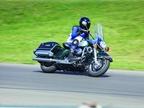 The Harley-Davidson Road King.