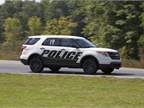 The Ford Police Utility Interceptor.