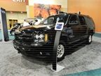 The Via Presidential SUV extended-range electric vehicle gets an