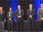 The 2015 Elite Fleets and judges of the Leading Fleets program