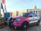 The Hamden Police Department (Conn.) unveiled this patrol vehicle as