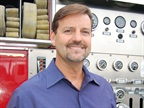 Fleet Supervisor Jeff Hart says his favorite aspect of working with