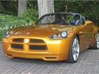 The 2007 Dodge Demon Concept showed a two-door fastback that was