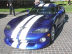 The 1993 Dodge Viper GTS Concept was inspired by the GT racing cars of