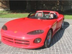 The 1989 Dodge Viper Concept came about after then-Chrysler President