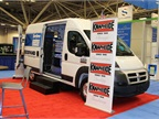Knapheide showed what could be done with the Ram ProMaster van,