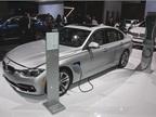 2016 BMW 330e PHEV