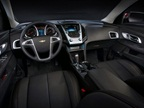 The interior has a 7-inch color touchscreen radio that comes standard