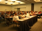 The pre-conference sessions this year at GFX were well attended.