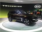 Kia Telluride large SUV concept
