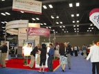 A packed show floor provided attendees with multiple opportunities to