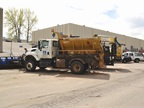 This all-purpose Street Maintenance truck can be used for various