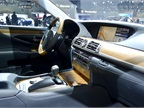 For 2013, the 600h offers Lexus Enform with App Suite.