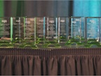Awards were presented to fleet managers for their efficiency and